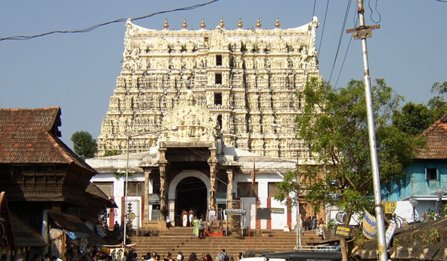 Shri Padmanabhaswamy Temple Trivandrum